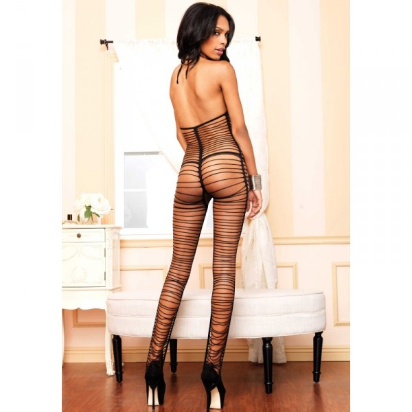 Schredded Bodystocking