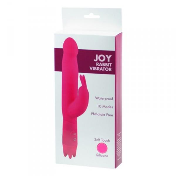 Joy Rabbit Vibrator Pink