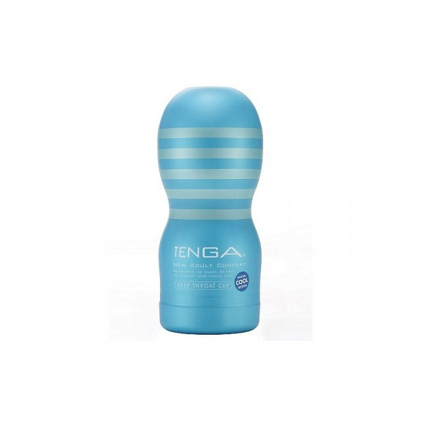 TENGA - COOL EDITION DEEP THROAT CUP