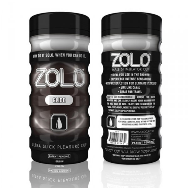 Zolo Glide Cup Grey