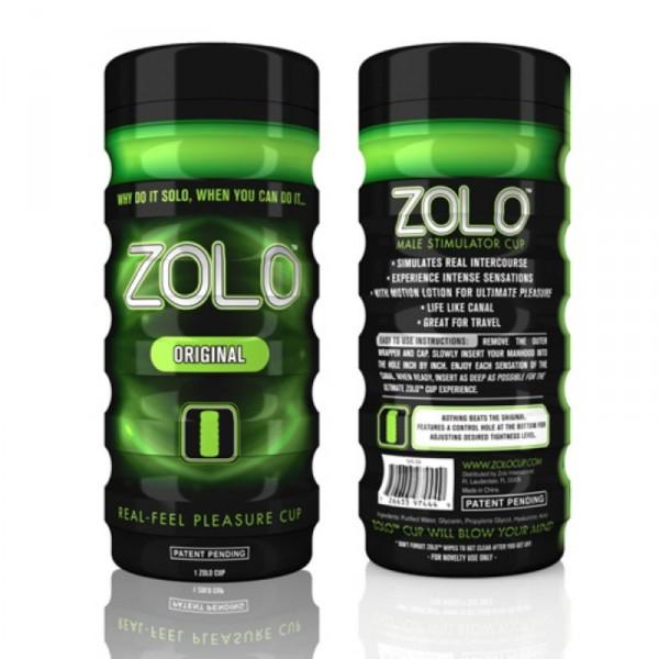 Zolo Original Cup Green