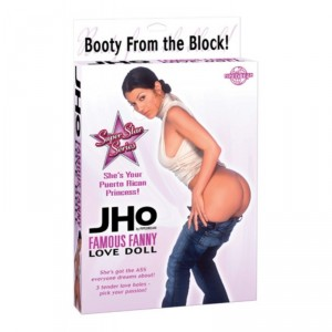 J-Ho Fantasy Full Size Love Doll with 3 Penetrating Holes ~