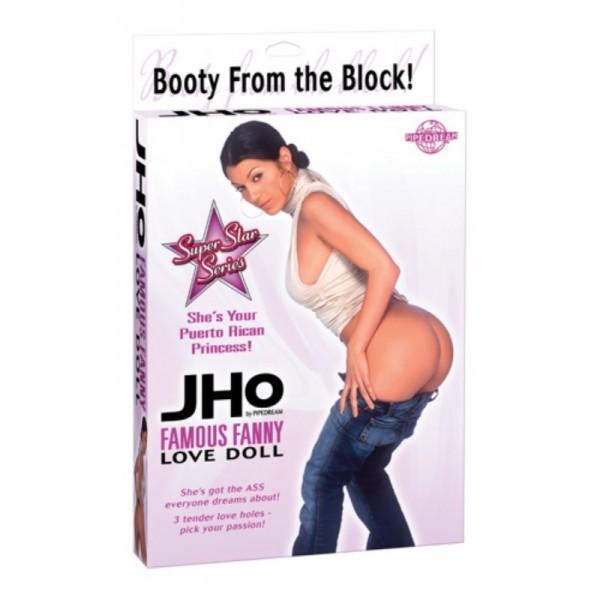 J-Ho Fantasy Full Size Love Doll with 3 Penetrating Holes ~