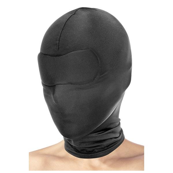 Maska kominiarka pełna bez otworów 2